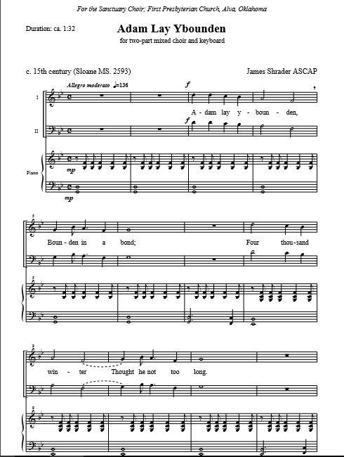 Adam page 1